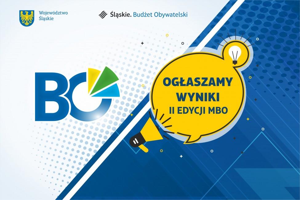 Ogłaszamy wyniki II edycji Marszałkowskiego Budżetu Obywatelskiego - grafika