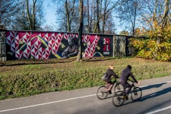 Mural: Powstanie Śląskie - Marek Głowacki
