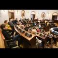 Spotkanie podsumowujące I edycję budżetu obywatelskiego fot. Patrk Pyrlik / UMWS