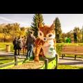 Plac zabaw w Parku Śląskim